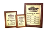 Walnut Finish MRP(Monthly Recognition Program)